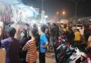 Pasar Wisata Tradisional Marpoyan Damai Ramai Pengunjung