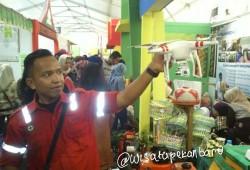 Riau Expo 2014 Banjir Pengunjung
