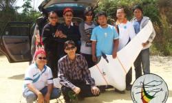 Komunitas Aeoromodelling Pekanbaru, dari Pesawat Gabus Hingga Drone Canggih