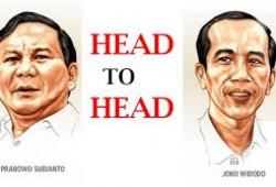 Histeria Social Media, 9 Juli Prabowo atau Jokowi ?