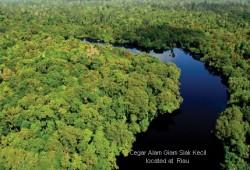 Membangun Industri Pariwisata Riau