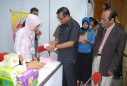 Walikota Buka Job Fair 2012