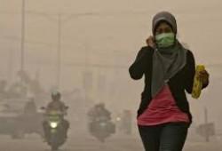 Tips Menghadapi Kabut Asap Riau