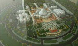 Mesjid Singgah Terbesar Segera Dibangun di Tepi Sungai Siak