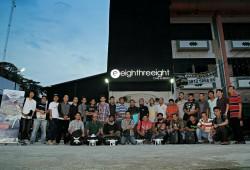 Pilot Drone Riau Gelar Gathering Perdana