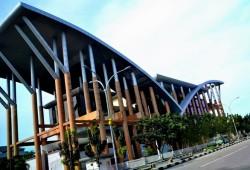 Pustaka Soeman HS Pekanbaru, termegah di Sumatera