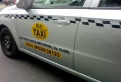 Riau Taxi Transportasi Andalan Pelancong di Pekanbaru
