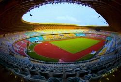Main Stadium Riau Terbesar di Sumatera
