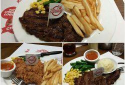 Makan Steak di Kota Bertuah