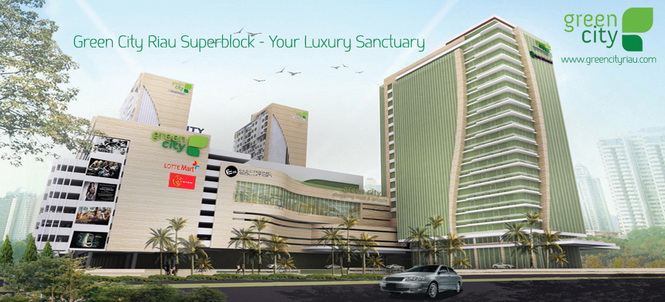 3 Mall dan 7 Hotel Baru Akan Dibangun di Pekanbaru