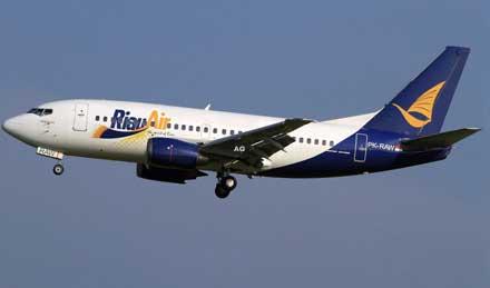 Riau Air Bakal Terbang Kembali