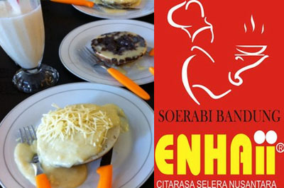 Soerabi Bandung Enhaii Ramaikan kuliner Pekanbaru