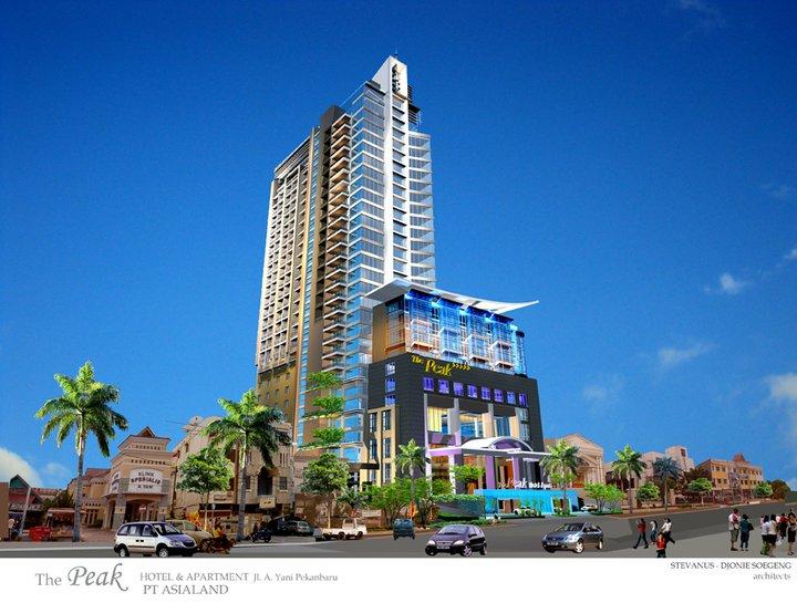 Apartment Pencakar Langit di Bumi Melayu