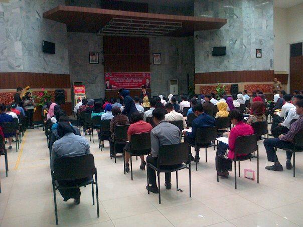 PCMI Riau Gelar Seleksi PPAN 2013