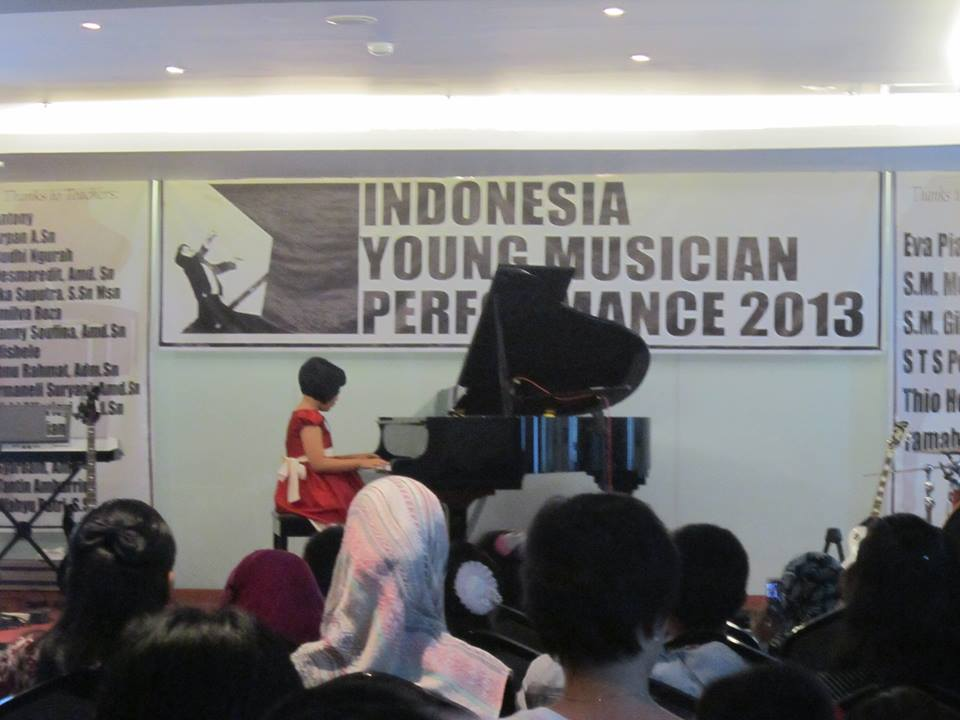 Pekanbaru Gelar Indonesia Young Musician Performance 2013