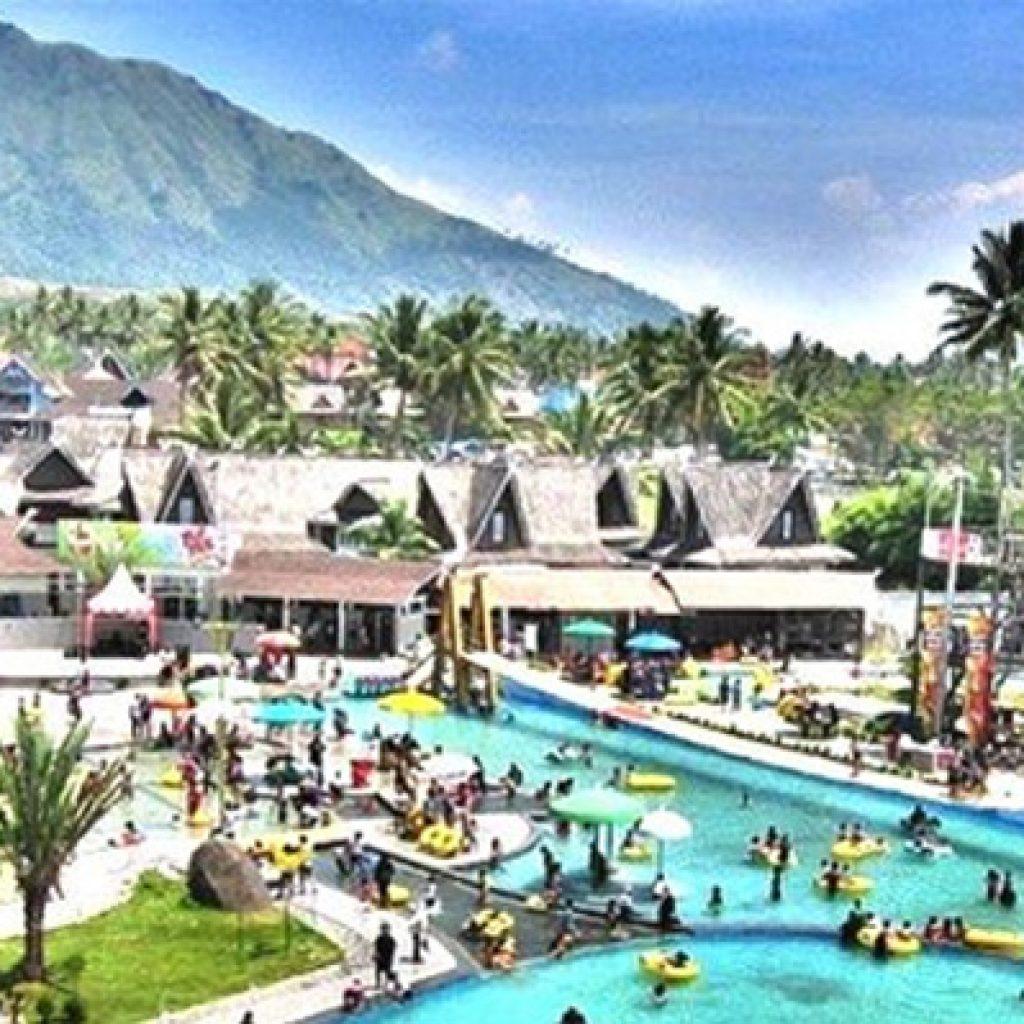 Nikmatnya Berendam di Pemandian Air Panas Garut  Wisata Pekanbaru