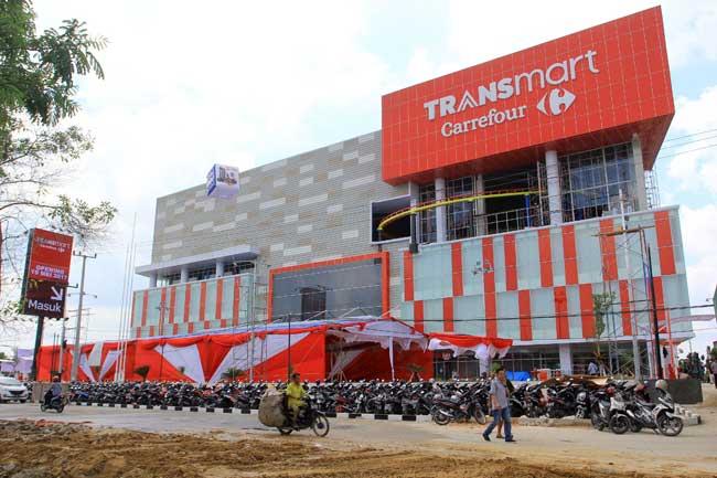 Transmart Carrefour Hadir di Pekanbaru